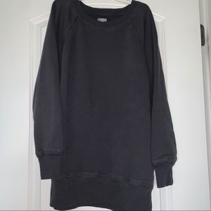 Aerie Oversized Crewneck Sweatshirt